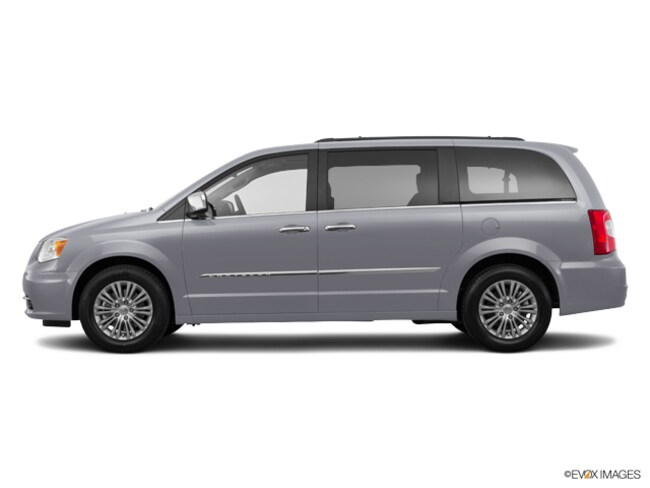 2016 Chrysler Town Country Touring L