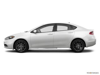 Certified Pre-Owned 2016 Dodge Dart SE Sedan for sale in Canton OH