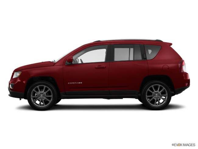 Used 2016 Jeep Compass Latitude SUV for sale in Decatur, IL