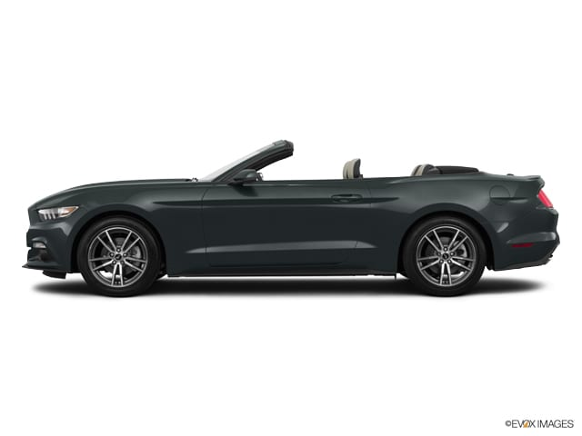 New 2016 Ford Mustang EcoBoost Premium Convertible In Wilmington, NC