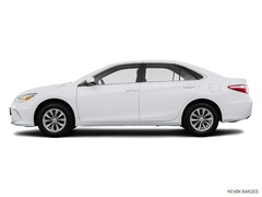 Certified 2016 Toyota Camry Sedan Hutchinson