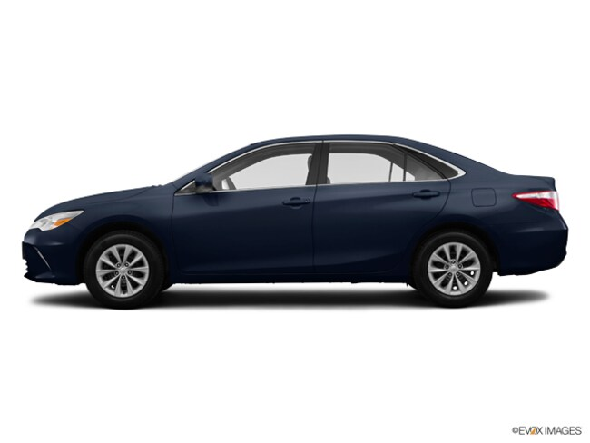 Used 2016 Toyota Camry Sedan for sale in Charlottesville