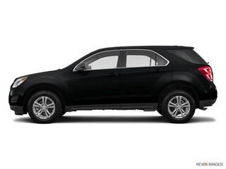 Used 2016 Chevrolet Equinox LS SUV 00027521 in San Benito, TX