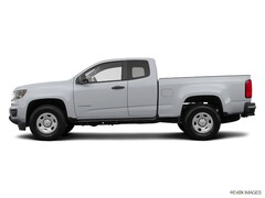 Used 2016 Chevrolet Colorado WT Extended Cab Long Bed Truck