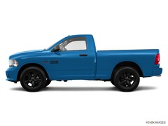 Used 2016 Ram 1500 Tradesman Truck For Sale in Tyler, TX