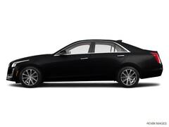 Used  2016 CADILLAC CTS 3.6L Luxury Collection Sedan U0173265 for sale in San Antonio, TX