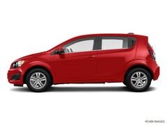 2016 Chevrolet Sonic LT Auto Hatchback