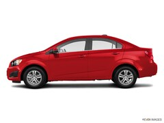 Used 2016 Chevrolet Sonic LT Sedan for sale in Elko NV