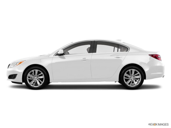 2016 Buick Regal Premium II FWD Sedan
