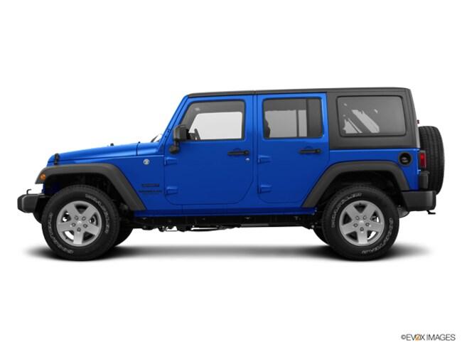 Used 2016 Jeep Wrangler JK Unlimited Sport 4X4 SUV near Albany NY