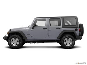 2016 Jeep Wrangler JK Unlimited Sport 4X4