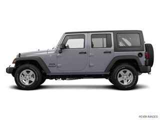 used 2016 Jeep Wrangler JK Unlimited Sport 4X4 SUV for sale in Savannah