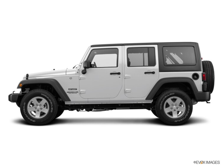 2016 Jeep Wrangler Unlimited Unlimited Sport 4x4 Sport  SUV 43387A
