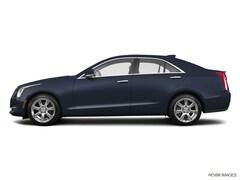 Used 2016 Cadillac ATS 2.5L Luxury Sedan