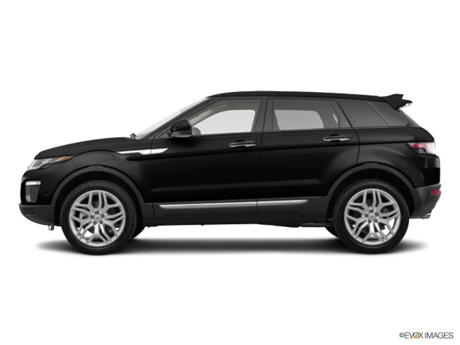 Certified 2016 Land Rover Range Rover Evoque HSE SUV in Farmington Hills, MI