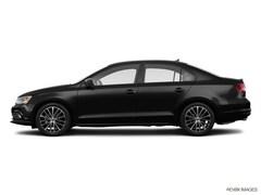 2016 Volkswagen Jetta 1.8T Sport Manual Sedan