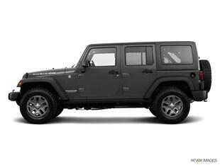 2016 Jeep Wrangler Unlimited Rubicon Hard Rock Sport Utility