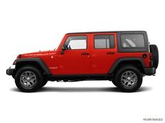 2016 Jeep Wrangler JK Unlimited Rubicon Hard Rock SUV