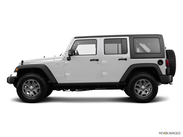 2016 Jeep Wrangler Unlimited 4WD