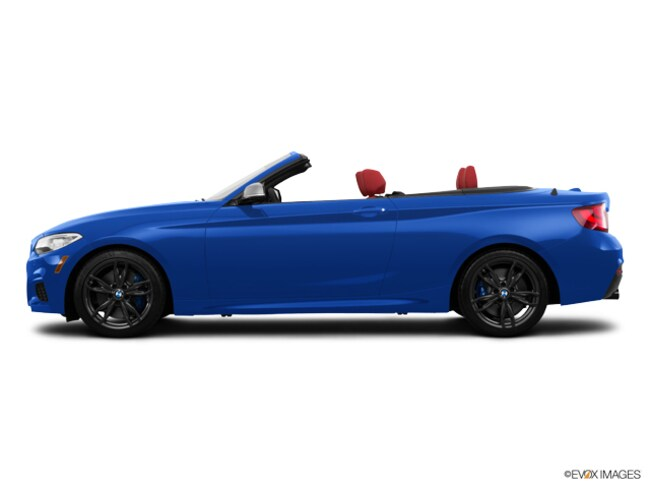 Used 2016 BMW 2 Series M235i Convertible For Sale in Tipp City, OH