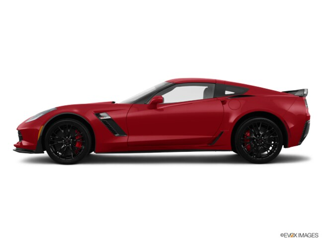 Used 2016 Chevrolet Corvette Z06 Coupe For Sale in Nashua, NH