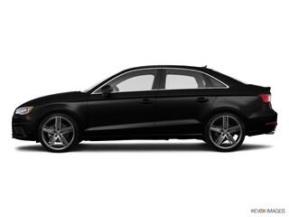 2016 Audi A3 2.0T Sedan