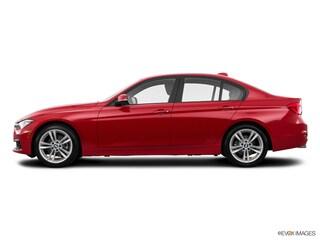 Used 2016 BMW 320i 4dr Sdn 320i RWD Sedan