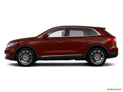Certified Pre-owned Lincoln cars 2016 Lincoln MKX Reserve SUV for sale near you in La Porte, IN