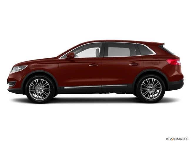 Certified Pre-owned 2016 Lincoln MKX Reserve SUV for sale in La Porte, IN