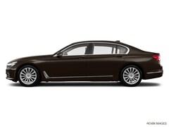 2016 BMW 7 Series 4dr Sdn 740i RWD Car