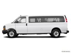 Pre-Owned Vehicles 2016 GMC Savana 3500 LS Minivan/Van 1GJZ7NFG1G1323572 for sale in Sulphur, LA