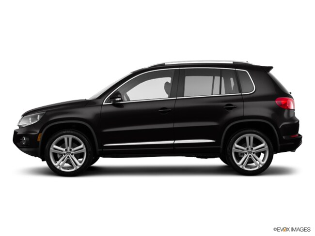 Used 2016 Volkswagen Tiguan R-Line 2WD  Auto R-Line Fort Myers