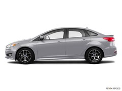 2016 Ford Focus SE Certified Sedan