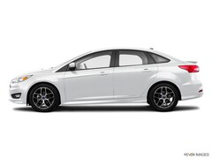 used 2016 Ford Focus SE Sedan