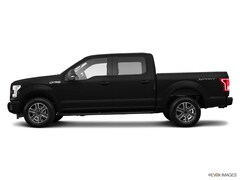 Certified 2016 Ford F-150 Lariat 2WD Supercrew 145 Truck SuperCrew Cab near Houston