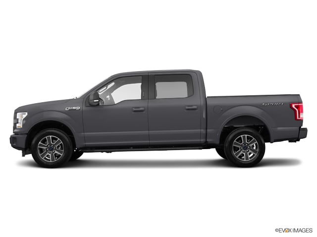 2016 Ford F-150 XLT Rear Wheel Drive