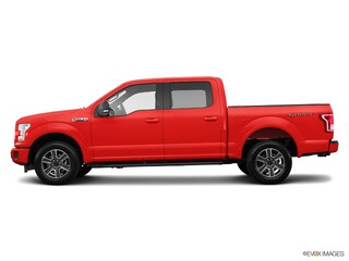 Used 2016 Ford F-150 XLT Truck SuperCrew Cab in Leesville, LA