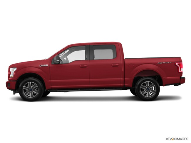 Pre-Owned 2016 Ford F-150 MG 2WD SUPERCREW 145  XLT for sale in Pine Bluff, AR