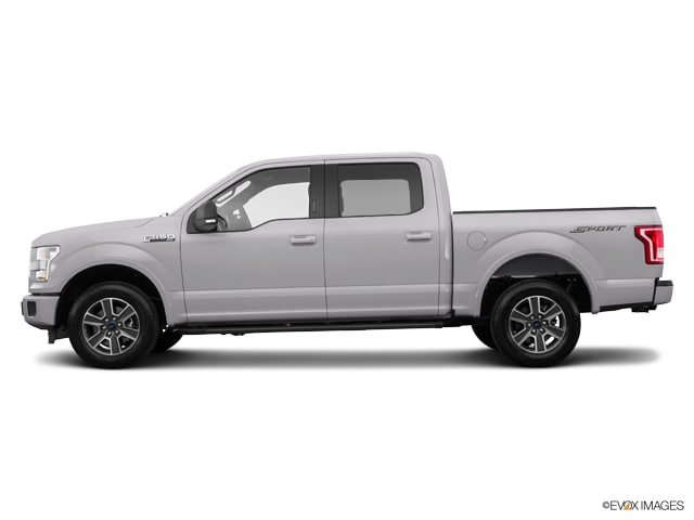 2016 Ford F-150 2WD Supercrew 145 XLT Crew Cab Pickup