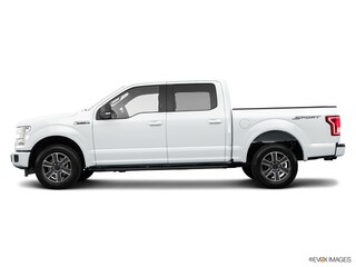 Used 2016 Ford F-150 XLT Truck SuperCrew Cab 00037339 in Harlingen, TX