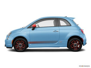 2016 FIAT 500E Hatchback in Jacksonville FL