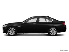 2016 BMW 5 Series 550i RWD Sedan