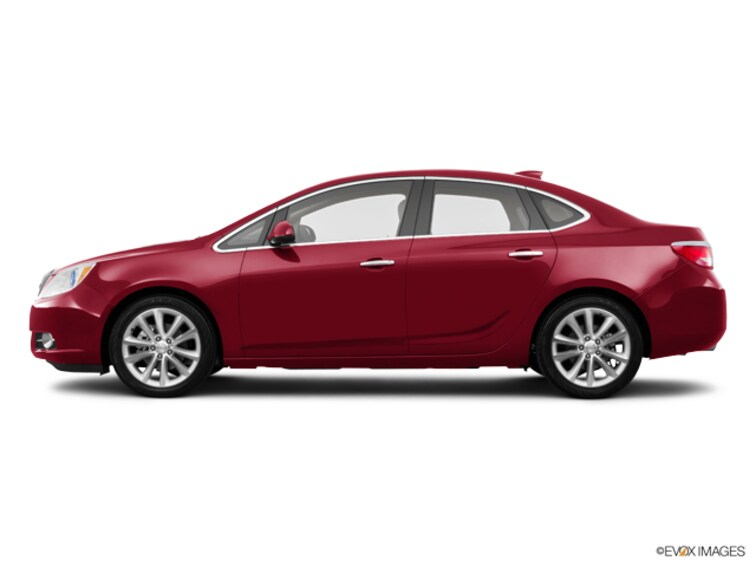 Used 2016 Buick Verano Leather Group Sedan For Sale Indiana, Pennsylvania