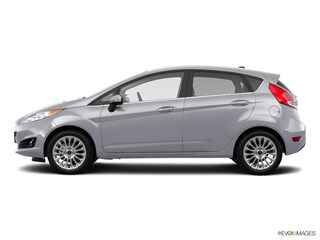 Used 2016 Ford Fiesta HB Titanium Hatchback 3FADP4FJ3GM184397 8597UT for sale in Lansdale