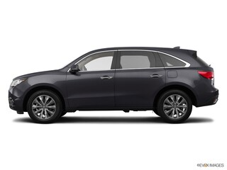 Used 2016 Acura MDX w/Tech FWD 4dr SUV BGB016296 for sale near Houston
