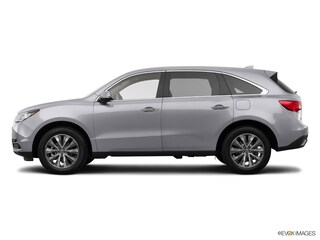 2016 Acura MDX MDX with Technology SUV