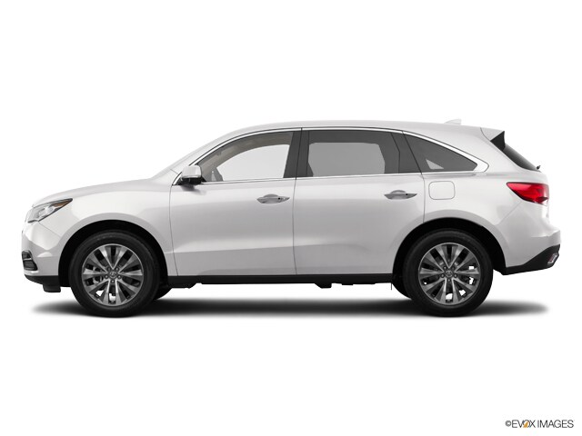 Used 2016 Acura MDX MDX with Technology SUV near San Antonio