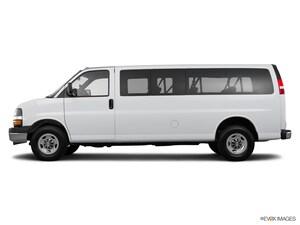2016 Chevrolet Express Passenger LT RWD