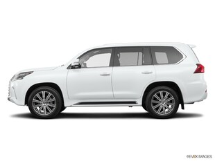 2016 LEXUS LX 570 Luxury Package SUV