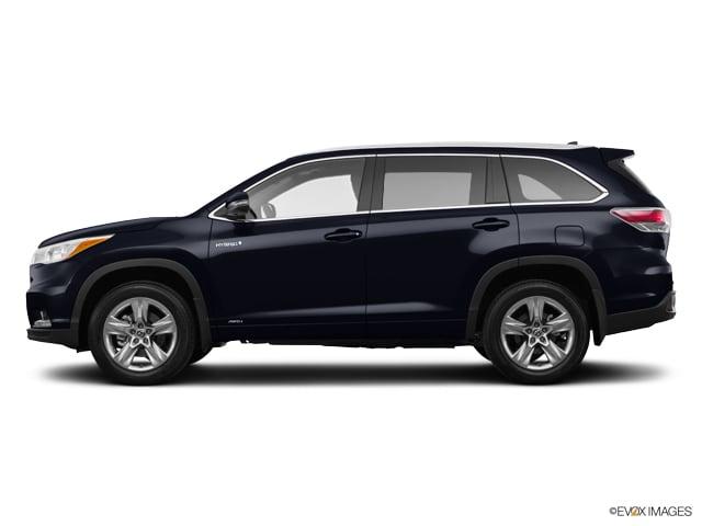 2016 Toyota Highlander Hybrid Limited Platinum SUV